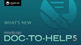 What's New in Doc-To-Help 5